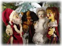 Kaspers Adventsgeschichte der Konstanzer Puppenbühne