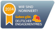 Nominierung Deutscher Engagementpreis Irmi Wette